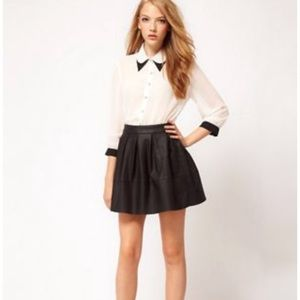 LEATHER SKIRT (offers open)